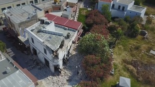 'Our hotel shook like jelly' - family speak of ordeal after Kos earthquake
