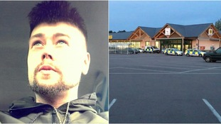 Nick Rogers was assaulted in the Morrisons store in Wymondham.