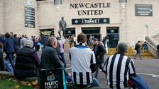 Security measure to be put in place around St James' Park
