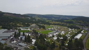 Over 240,000 visitors, 8,000 animals, four days, one Royal Welsh Show