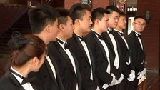 Downton Abbey inspires China butler boom