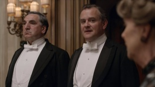 The butler is said to have been inspired by the popularity of Downton Abbey in the country.