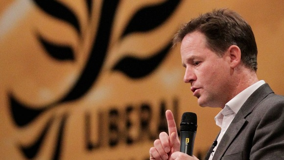 Today is the eve of Nick Clegg's fifth anniversary as Liberal Democrat leader