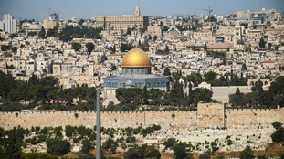 The Old City shrine is a sacred site known to Muslims as the Noble Sanctuary and to Jews as the Temple Mount.