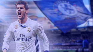 Alvaro Morata on hunt for trophies after swapping Real Madrid for Chelsea