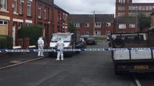 Police investigate after shots fired in Oldham