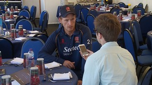 Westley has attracted a lot of media attention since his call-up was confirmed.