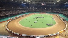 The Cardiff roads closed for Speedway this afternoon