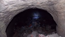 '800 caves beneath Nottingham's streets'