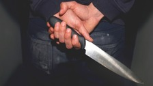 The campaign 'Lives Not Knives' aims to reduce the number of people carrying bladed weapons in the city of Leicester.