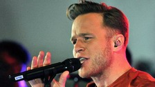 Could Olly Murs be heading to Exeter after all?