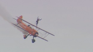 A Breitling wingwalker.