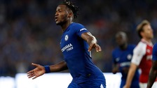 Michy Batshuayi fired a warning to incoming striker Alvaro Morata.