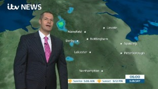 East Midlands Weather: Largely dry start to Sunday
