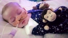 Charlie Gard's parents back hospital after death treats