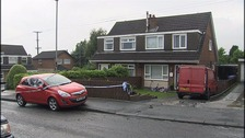 Man seriously injured and car torched in 'brutal' attack