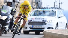 Froome set to win fourth Tour de France