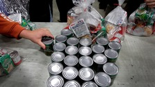 The food bank will be located at Daybrook Baptist Church