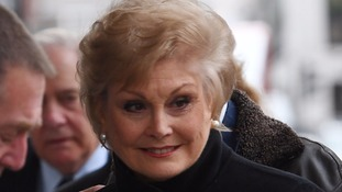 Angela Rippon was among those to sign up to the letter.