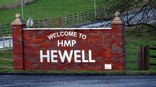 Tornado squads sent into HMP Hewell