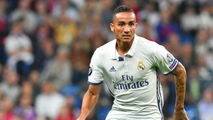Man City sign full-back Danilo from Real Madrid