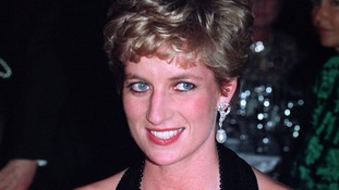 Princess Diana died in August 1997 aged just 36.