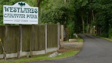 Man charged with teenager's murder at caravan park