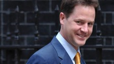 Nick Clegg says he will not stand again in Sheffield Hallam