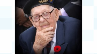 Veteran's dying wish to be honoured with procession through the streets of Canterbury