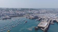 Body found in Guernsey harbour
