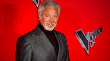 Tom Jones is performing in North Norfolk tonight.