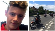 Owen Jenkins died on Monday 10 July after getting into difficulty in water in the River Trent.