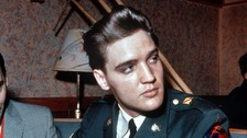 Elvis Presley memorabilia sells for big money in Wiltshire