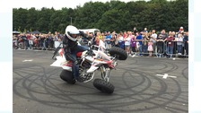 Biggest Bikewise event wows crowds