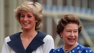'Worried' Queen asked friend about 'emotional' Diana