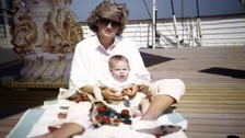 Prince William: I talk about Granny Diana constantly