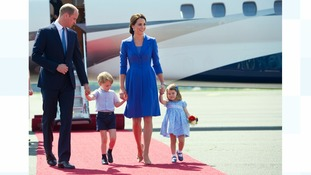 William says Diana would have Prince George and Princess Charlotte