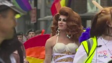 VIDEO: Newcastle Pride sees biggest ever turnout