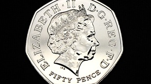 Tony Woodward is accused of stealing 50p from an elderly woman.