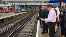 Passengers warned to avoid Waterloo after signal failure