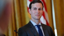Kushner denies collusion during meetings with Russians