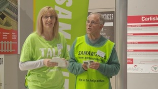 Volunteers will be holding Big Listen events at 150 rail stations