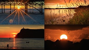 Summer Sunrise & Sunsets - Your pictures