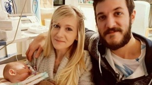 Charlie Gard's parents back in court as judge hears 'new evidence'