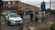 Armed police called in to reports of man with firearm