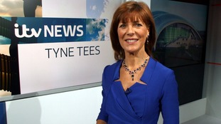 ITV Tyne Tees presenter Pam Royle raises awareness after skin cancer scare