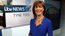 ITV Tyne Tees presenter Pam Royle talks of cancer scare