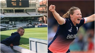 West Country bowler leads England women to Cricket World Cup glory