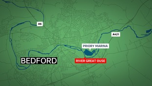 Second man dies in River Great Ouse at Bedford within a week in