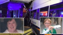 Bus driver charged following fatal Sainsbury's crash